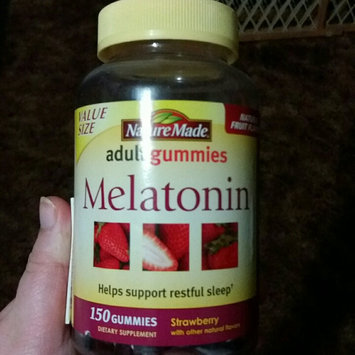 Nature Made Melatonin Gummies uploaded by Kacy S.