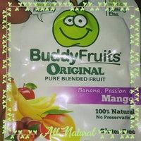 Buddy Fruits Pure Blended Fruit Mango Passion & Banana uploaded by Chantelle W.