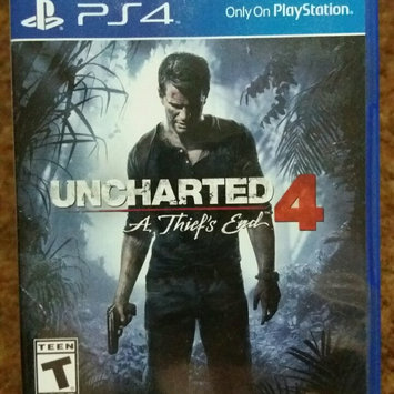 PlayStation 4 - Uncharted 4: A Thief's End uploaded by Kacy S.