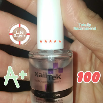 Nail Tek Xtra 4 uploaded by Alana N.