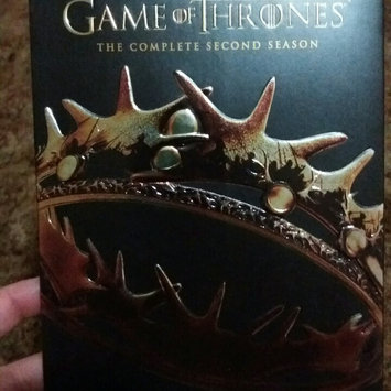 Photo of Game of Thrones: The Complete Second Season [5 Discs] DVD uploaded by Kacy S.