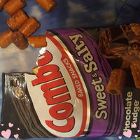 COMBOS® Sweet & Salty Caramel Crème Pretzel uploaded by Brittany J.
