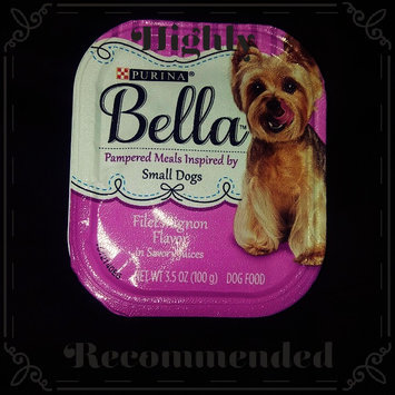 Photo of Purina Bella Filet Mignon Flavor in Savory Juices Adult Wet Dog Food 3.5 oz. Tray uploaded by Stacy C.