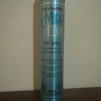 BaByliss PRO MiraCurl Hair Spray Fixation Forte, 10 oz uploaded by Lisbeth M.