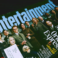 Entertainment Weekly uploaded by keren a.