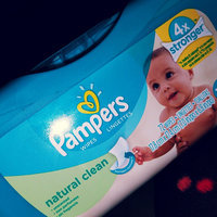 Pampers Soft & Strong Wipes uploaded by keren a.