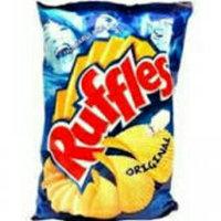 Ruffles® Light Original Fat Free Potato Chip uploaded by Fabiana C.