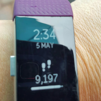 Photo of Fitbit Charge 2 - Plum, Small by Fitbit uploaded by Sara F.
