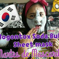 Mediheal Mogongtox Soda Bubble Sheet uploaded by Marissa A.