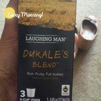Laughing Man Dukale's Blend Coffee K-Cups (16 K-Cup Pods) uploaded by Prudence B.