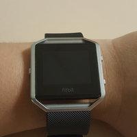 Fitbit - Blaze Smart Fitness Watch (large) - Black uploaded by Antonia M.