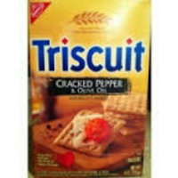 Nabisco Triscuit Thin Crisps Chili Pepper Baked Whole Grain Wheat Crackers uploaded by diana i.