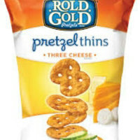 Rold Gold® Pretzel Thins Three Cheese uploaded by diana i.