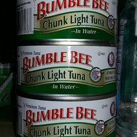 Bumble Bee Chunk Light Tuna in Water uploaded by Ana A.