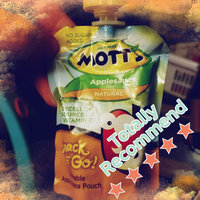 Mott's Applesauce Pouches uploaded by Lacey W.