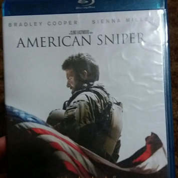 Photo of American Sniper Blu-Ray, Dvd, Digital Hd Combo Pack from Warner Bros. uploaded by Kacy S.