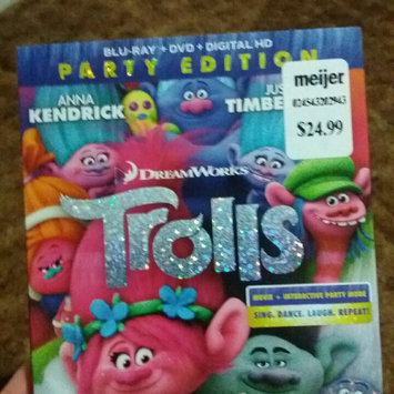 Trolls [blu-ray] uploaded by Kacy S.
