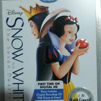 Photo of Snow White And The Seven Dwarfs (Blu-ray + DVD + Digital HD) uploaded by Kacy S.