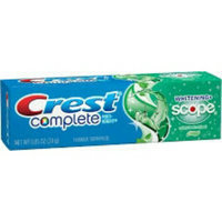 Crest Toothpaste uploaded by diana i.