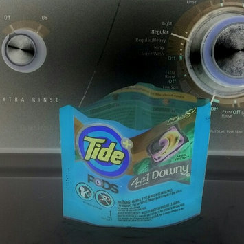 Photo of Tide PODS® Plus Febreze™ Laundry Detergent uploaded by Mary F.