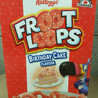 Froot Loops Birthday Cake uploaded by Melissa W.