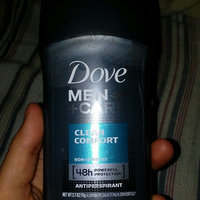 Dove Men+Care Clean Comfort Deodorant Stick uploaded by Haleigh D.