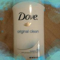Dove Body Deodorant Original Scent uploaded by Vanessa J.