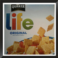 Quaker Life® Multigrain Cereal Original uploaded by Vanessa J.