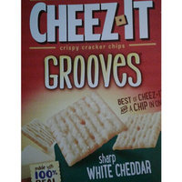 Cheez-It Grooves® Sharp White Cheddar uploaded by Vanessa J.