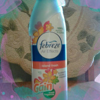 Febreze Air Effects Gain Island Fresh Scent Air Freshener Spray 9.7 oz uploaded by Vanessa J.