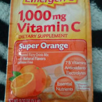 Emergen-C Vitamin C 1000 mg, Super Orange uploaded by Destiny L.