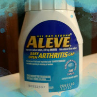 Aleve Tablets with Easy Open Arthritis Cap uploaded by Vanessa J.