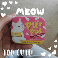 Chomp Pit'r Pat Liver Flavor Tasty Treats for Cats uploaded by Prudence B.