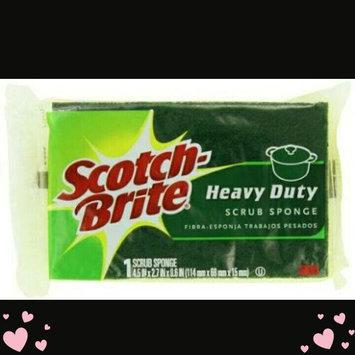 Photo of Scotch-brite Heavy-Duty Scrub Sponge uploaded by Sueli O.