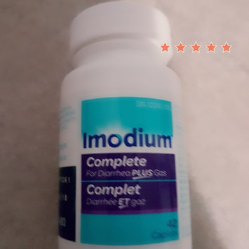 Imodium Advanced Multi-Symptom uploaded by Lauren B.