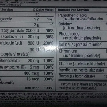 Photo of MISC BRANDS Vitafusion Women's Gummy Vitamins Complete MultiVitamin Formula uploaded by Natasha H.