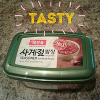 CJ Haechandle Korean Chili Pepper Paste Gochujang, 17.63-Ounce Containers (Pack of 5) uploaded by Kayla M.