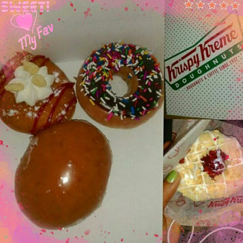 Photo of Krispy Kreme Doughnuts Original Glazed Doughnut Holes uploaded by Kristal R.