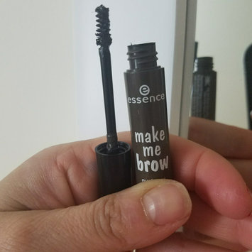 Essence Make Me Brow Eyebrow Gel Mascara uploaded by Alana N.