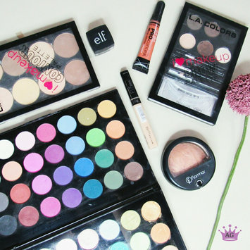 Photo of L.A. COLORS I Heart Makeup Contour Palette uploaded by andrea r.