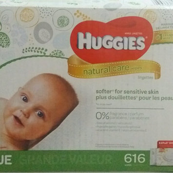 Huggies® Natural Baby Care Wipes uploaded by Alanna C.