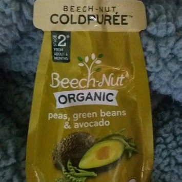 Beech-Nut® Organic Stage 2 Peas, Green Beans, and Avocado Cold Purée uploaded by Alanna C.