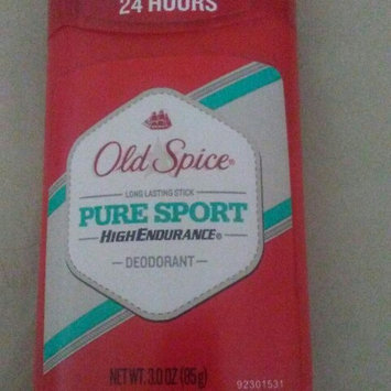 Photo of Old Spice Old Spice High Endurance Deodorant Solid Pure Sport 2.25 Oz. (Pack of 12) uploaded by ana m.