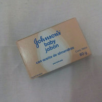 Johnsons Baby Soap Bar for Face & Body - 3 oz, 3 Pack uploaded by larissa p.
