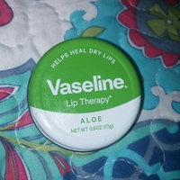 Vaseline Lip Therapy Aloe Vera Lip Balm Tin, 0.6 oz uploaded by Johanna O.