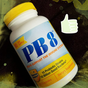 Photo of PB 8™ Dietary Supplement Capsules 60 ct Bottle uploaded by OnDeane J.
