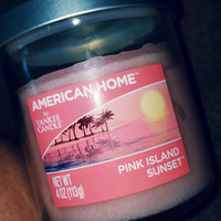 American Home by Yankee Candle Pink Island Sunset, 19 oz Large Jar Candle uploaded by keren a.