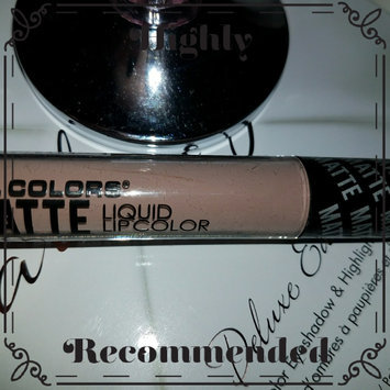 L.A. Girl Matte Pigment Lip Gloss uploaded by Elizabeth A.