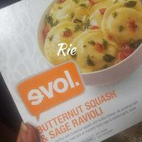 Evol Butternut Squash & Sage Ravioli uploaded by Rie G.