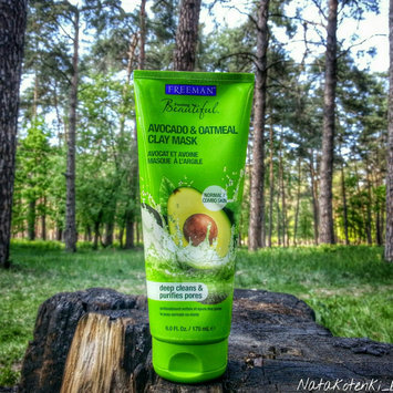 Freeman Beauty Feeling Beautiful™ Avocado & Oatmeal Clay Mask uploaded by Nataliia B.